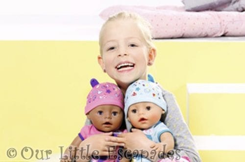 BABY Born Soft Touch Doll GIVEAWAY