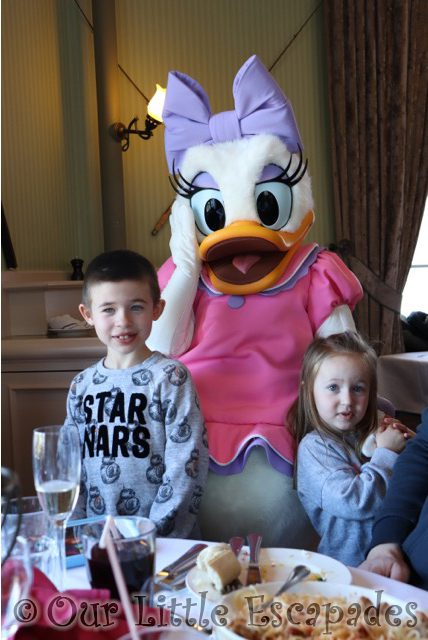 daisy duck ethan little e
