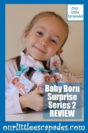 Baby Born Surprise Series 2 REVIEW