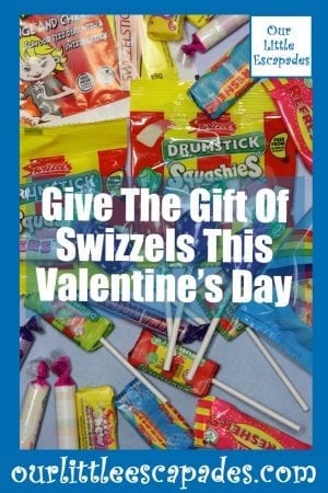 Give The Gift Of Swizzels This Valentines Day