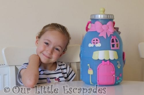 Baby Born Surprise Baby Bottle House REVIEW