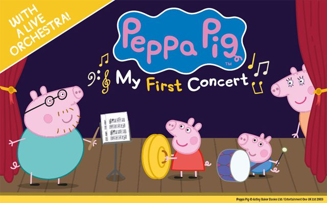 Peppa Pig - My First Concert // AD