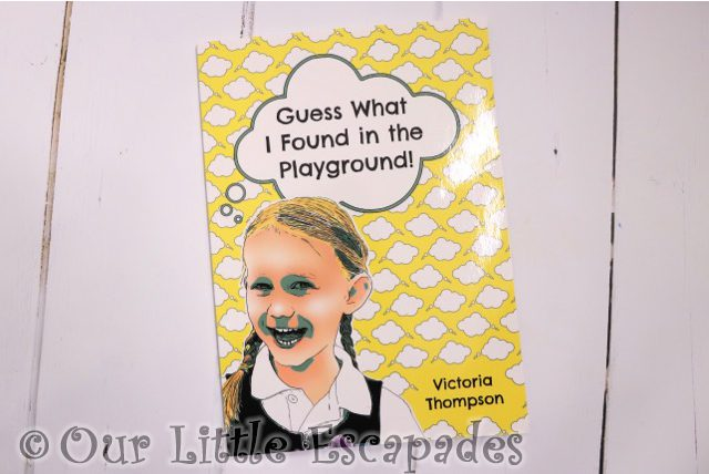 Guess What I Found in the PlayGround! Book REVIEW and GIVEAWAY