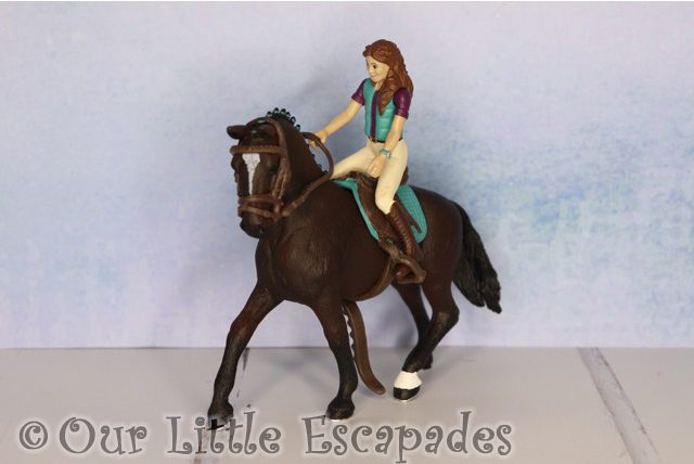 lisa storm schleich horse club figures