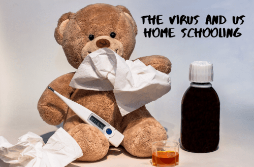 The Virus and Us – Home Schooling