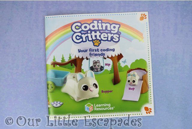 coding storybook coding critters learning resources