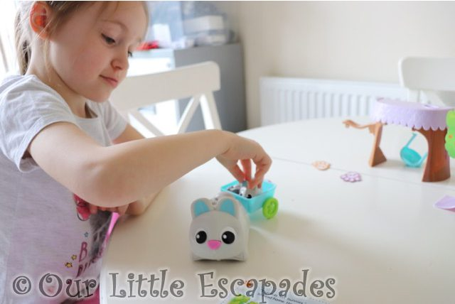 little e coding bopper cart