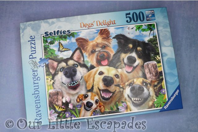 Ravensburger Dog's Delight Puzzle REVIEW