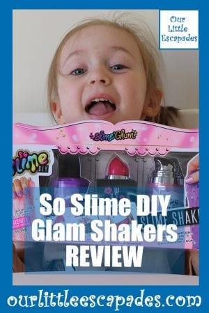 So Slime DIY Glam Shakers REVIEW
