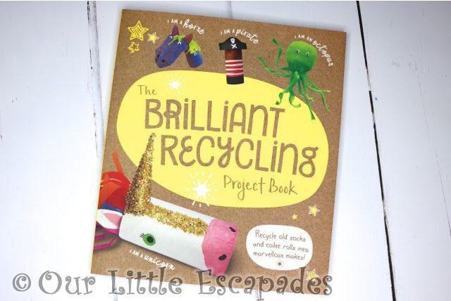 brilliant recycling project book