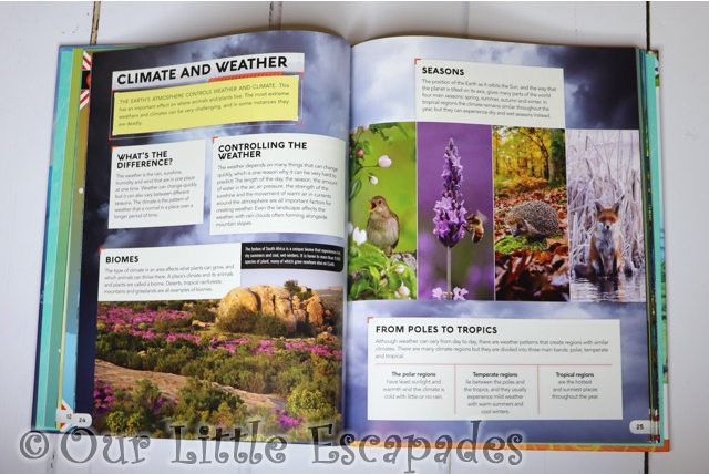 climate weather living planet inside pages