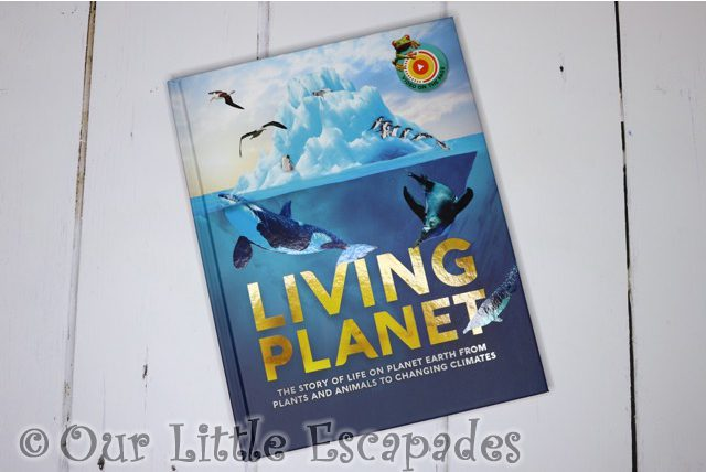 living planet Home Learning Book Bundle