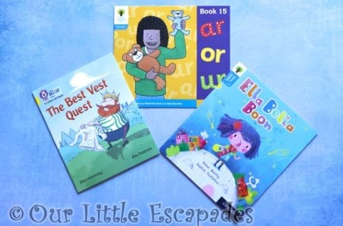 Children's Book Subscription Box REVIEW