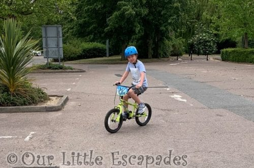 Autism and Bike Riding - Amazing Progress