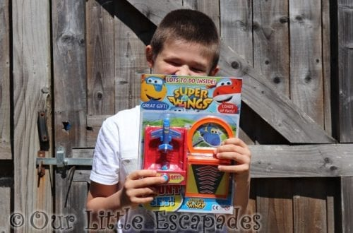 Super Wings Magazine REVIEW