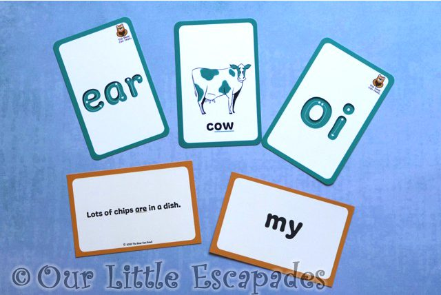 flashcards tricky sight word cards koala club