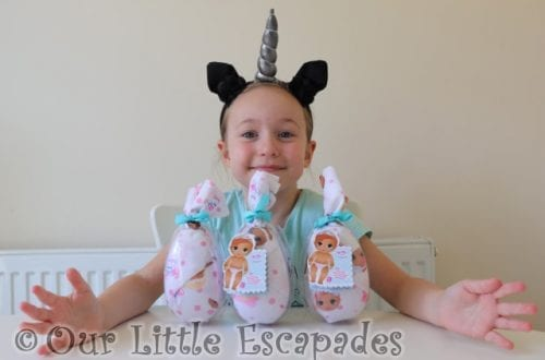Baby Born Surprise Series 3 REVIEW