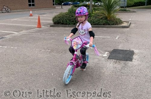 Saying Goodbye To The Stabilisers