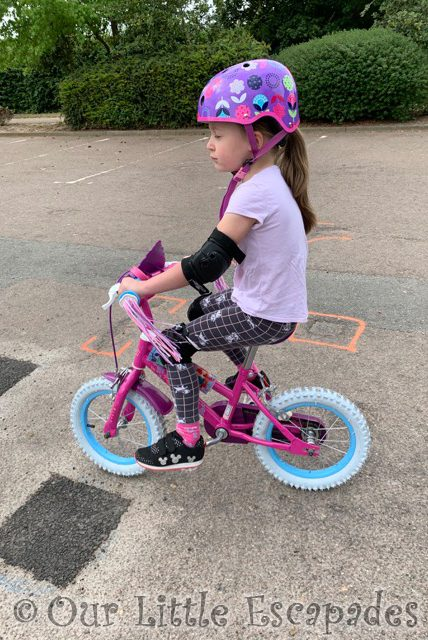 little e no stabilisers goodbye to the stabilisers