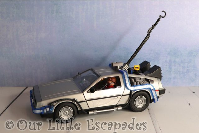 pantograph delorean