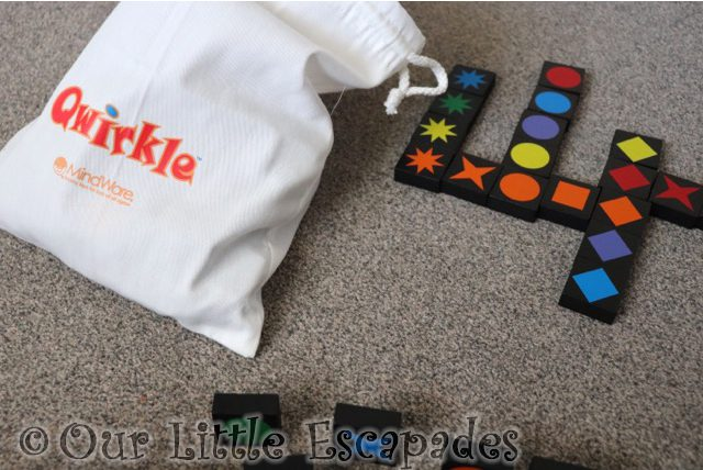 Qwirkle A Matching Game REVIEW