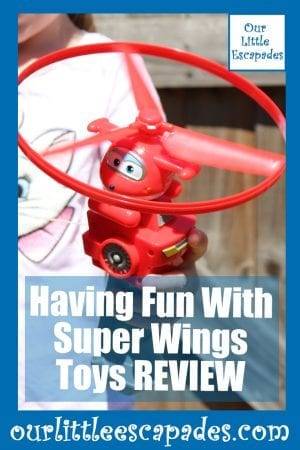 Having Fun With Super Wings Toys REVIEW