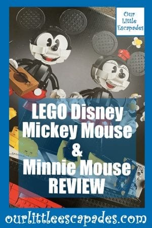 LEGO Disney Mickey Mouse Minnie Mouse REVIEW