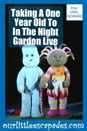 Taking A One Year Old To In The Night Garden Live