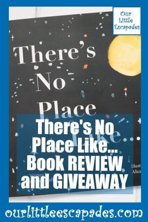 Theres No Place Like Book REVIEW and GIVEAWAY