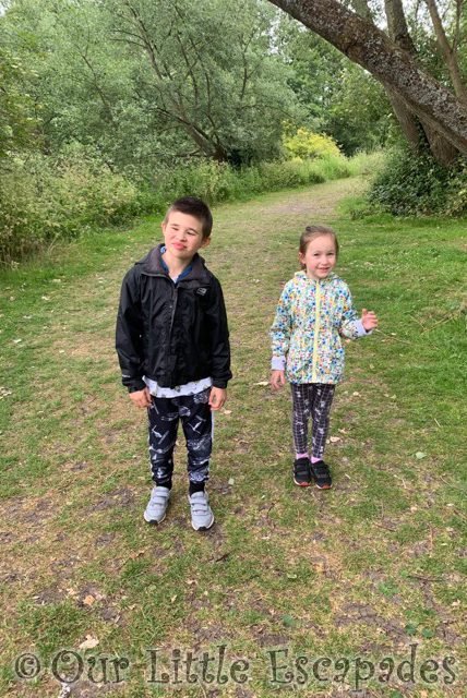 ethan ellie park walk siblings june 2020