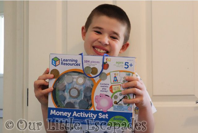 ethan learning resources money activity set