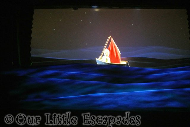 igglepiggle boat toddler to in the night garden live