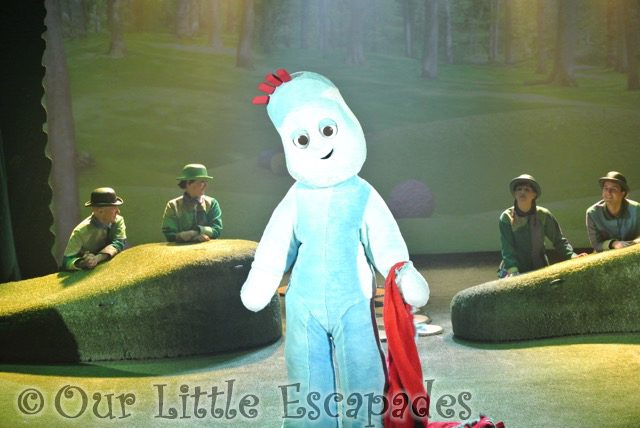 igglepiggle toddler to in the night garden live