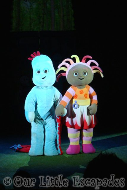 igglepiggle upsy daisy in the night garden live