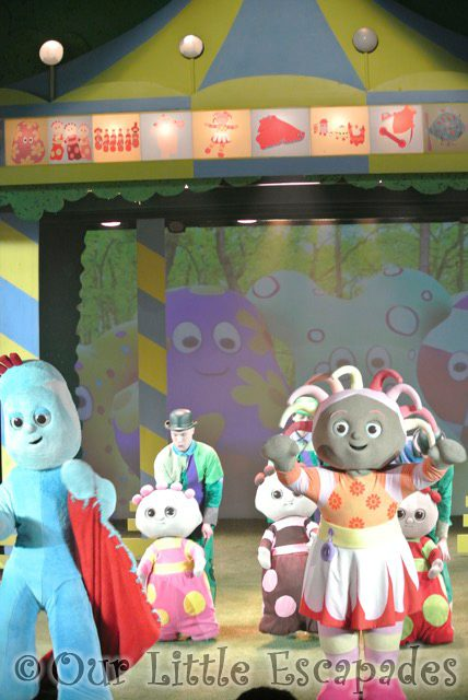 in the night garden characters final dance