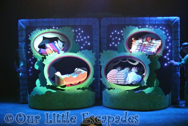 in the night garden characters going to bed