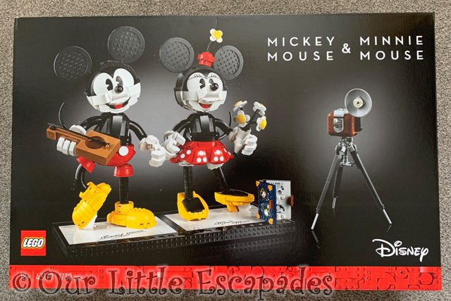 lego disney mickey mouse minnie mouse set