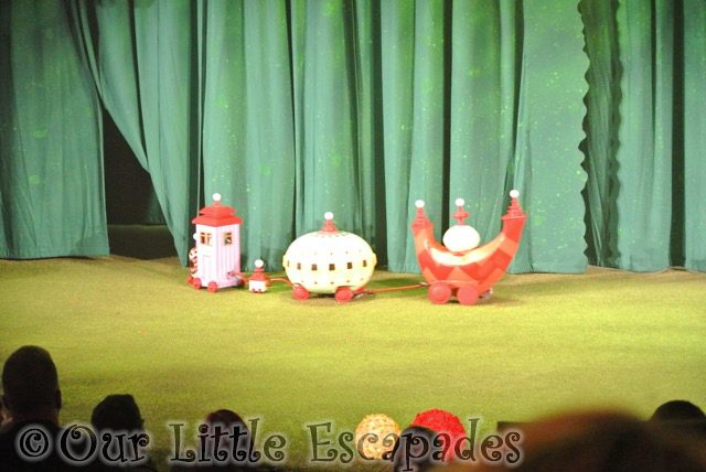 ninky nonk toddler to in the night garden live