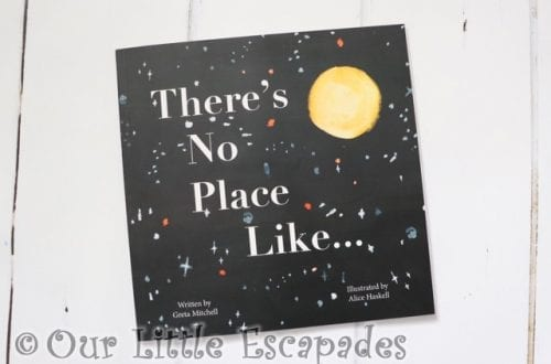 theres no place like book