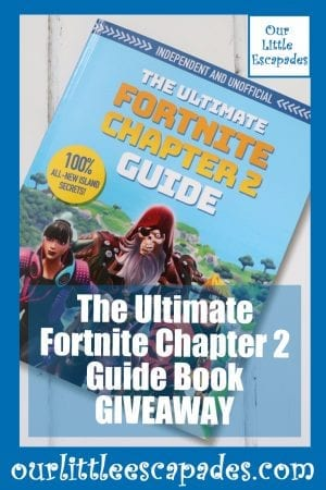 The Ultimate Fortnite Chapter 2 Guide Book GIVEAWAY