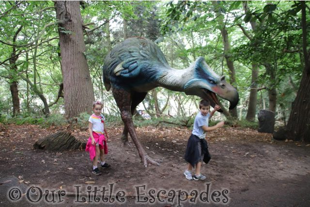 ethan little e emu like dinosaur roarr dinosaur adventure