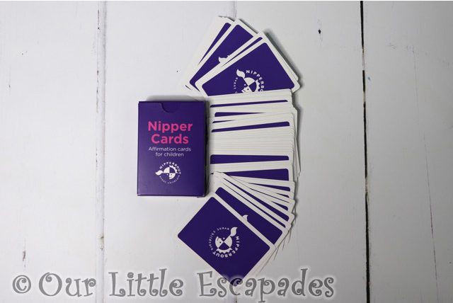 nipper cards affirmation cards