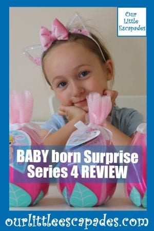 BABY born Surprise Series 4 REVIEW