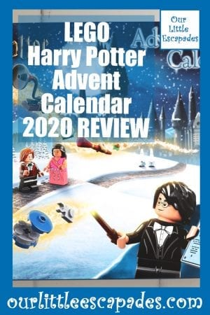 LEGO Harry Potter Advent Calendar 2020 REVIEW