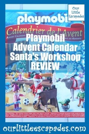 Playmobil Advent Calendar Santas Workshop REVIEW