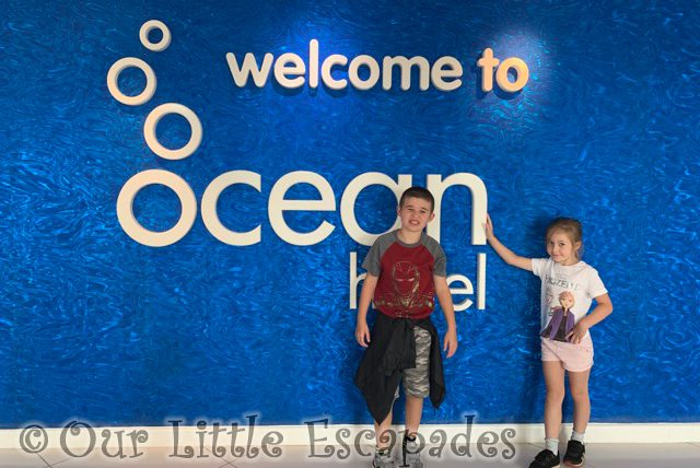ethan little e ocean hotel sign