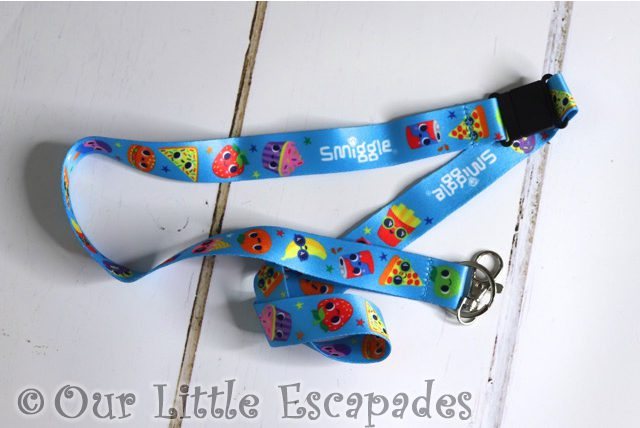 lanyard smiggle advent calendar 2020 contents