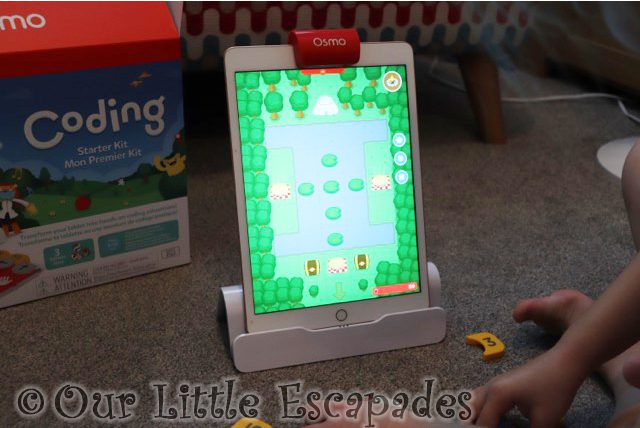 little e controlling coding awbie learn coding with osmo review