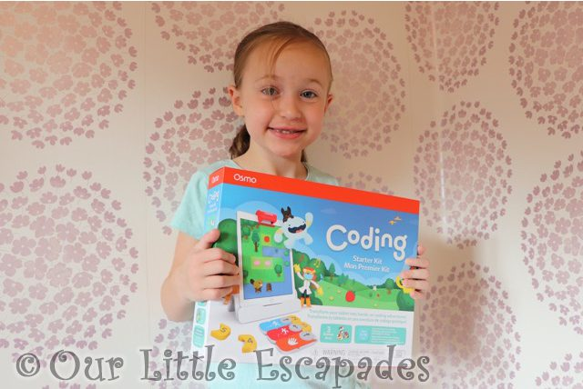 little e osmo coding starter kit