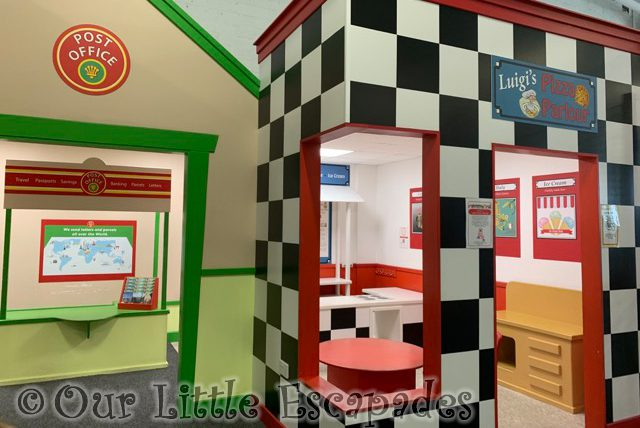 post office pizza parlor